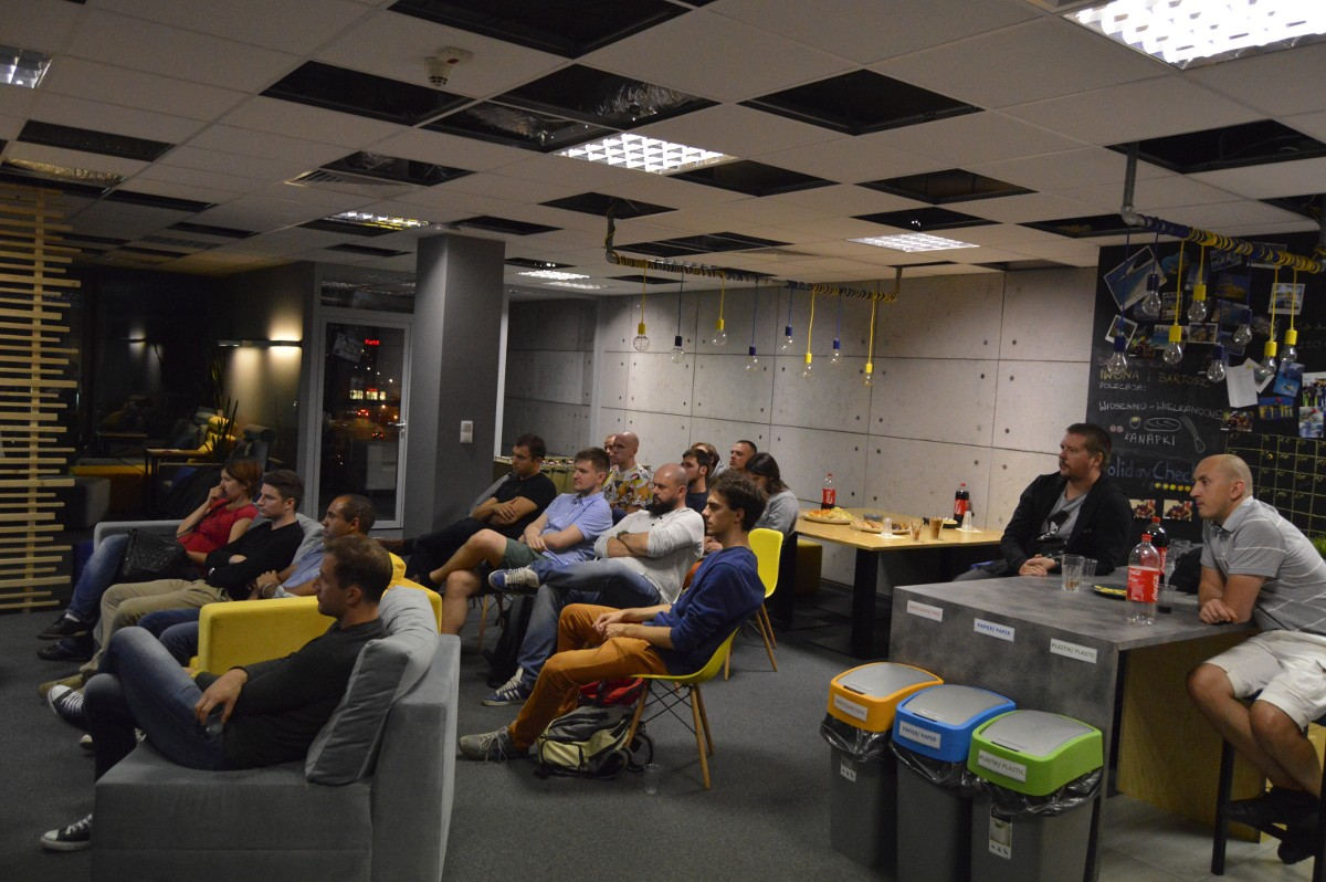 A year of Poznan Scala User Group